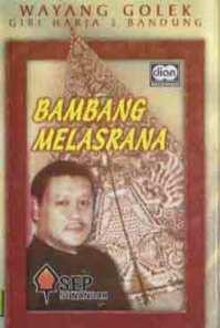 Bambang-Melasrana