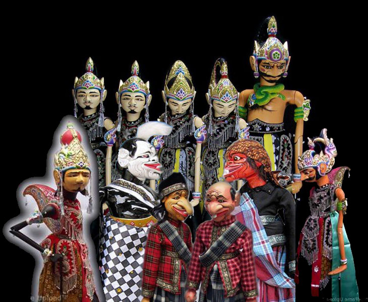 Power plays: wayang golek puppet theater of west java book.